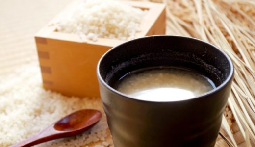 美容と健康におススメしたい米こうじ甘酒のおいしい食べ方